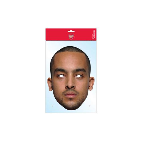 Theo Walcott Mask - Arsenal