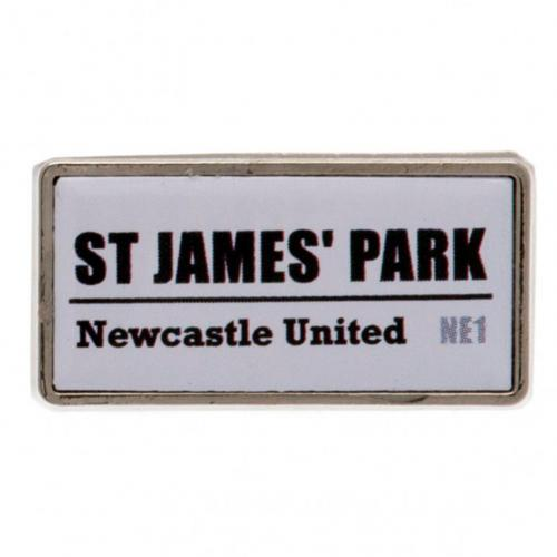 Newcastle United FC Pin Badge - Street Sign