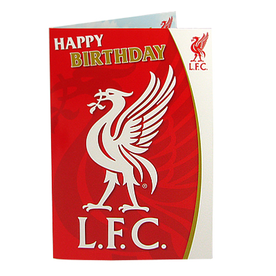 Happy Birthday Liverpool fc Liverpool fc Musical Birthday