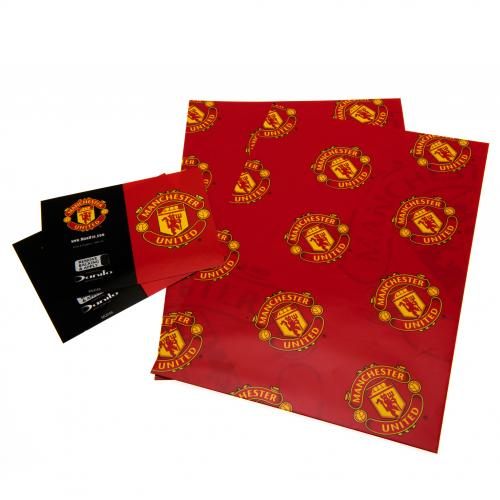 Manchester United FC Wrapping Paper