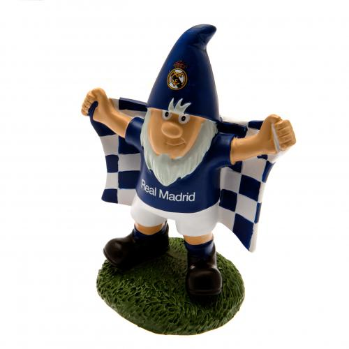 Real Madrid Garden Gnome