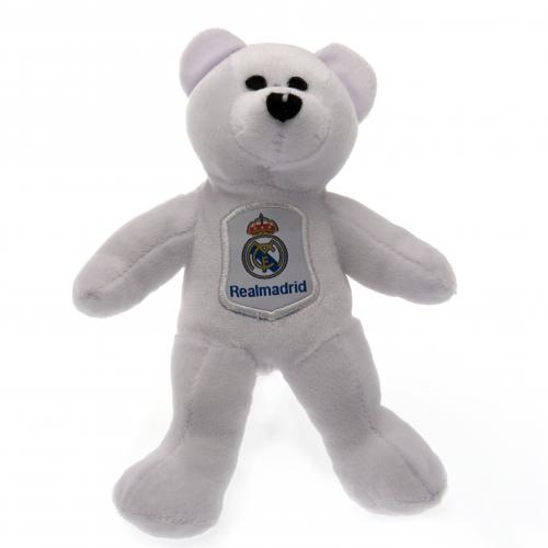 Real Madrid Mini Teddy Bear