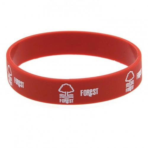 Nottingham Forest FC Silicone Wristband