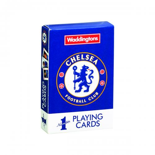 Chelsea FC Playing Cards