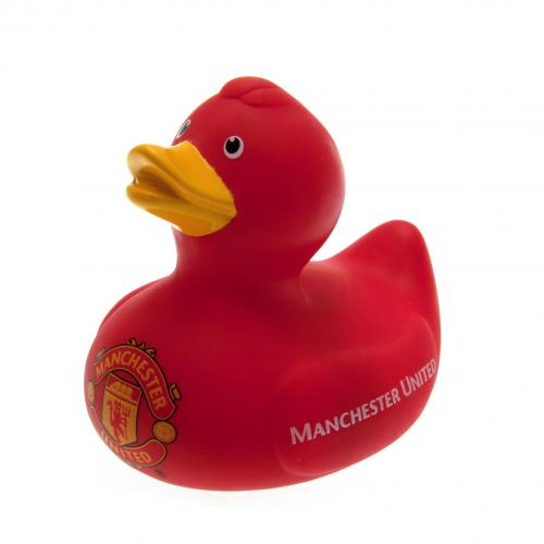 Manchester United FC Rubber Duck