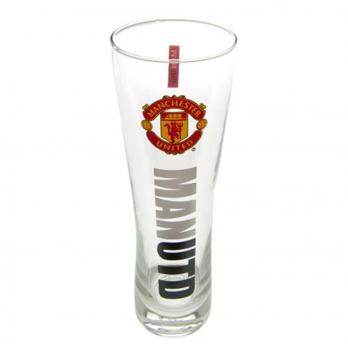 Manchester United FC Beer Glass