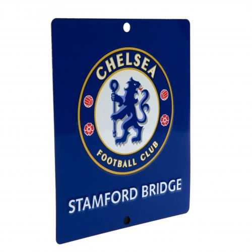 Chelsea FC Window Sign - Square