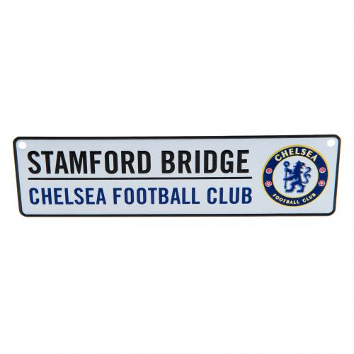 Chelsea FC Window Sign