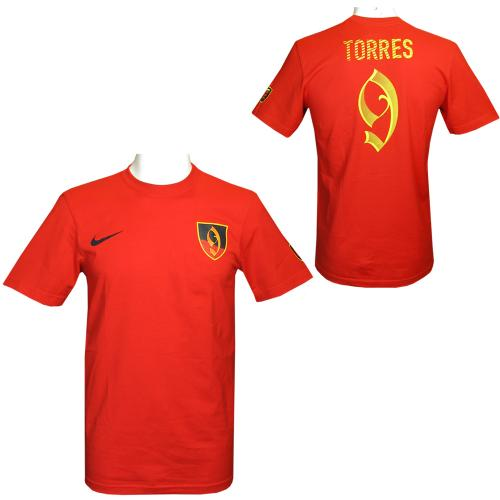 Fernando Torres Nike Hero T-Shirt - Mens - Medium