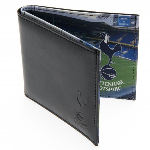 Tottenham Hotspur FC Leather Wallet - Panoramic
