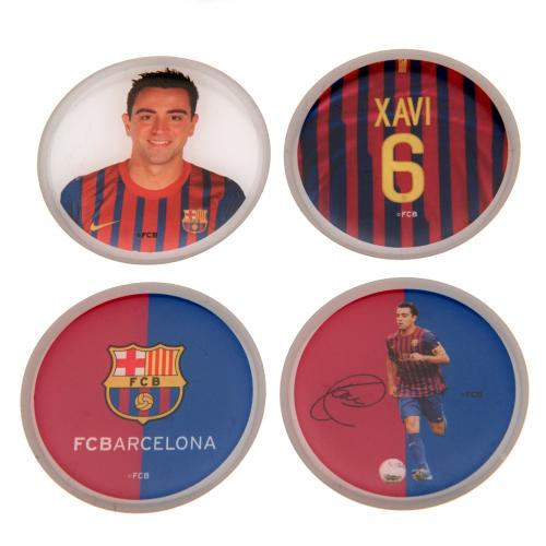 Xavi 3D Stickers
