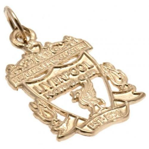 Arsenal F.C  9ct Gold Pendant