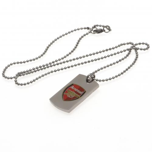 Arsenal FC Dog Tag - Crest