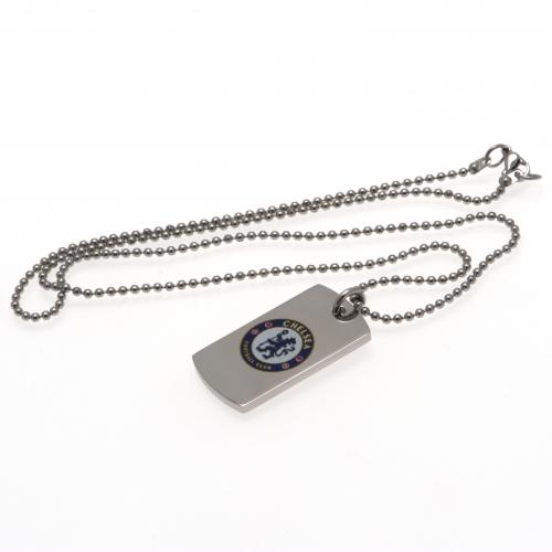 Chelsea FC Dog Tag - Crest