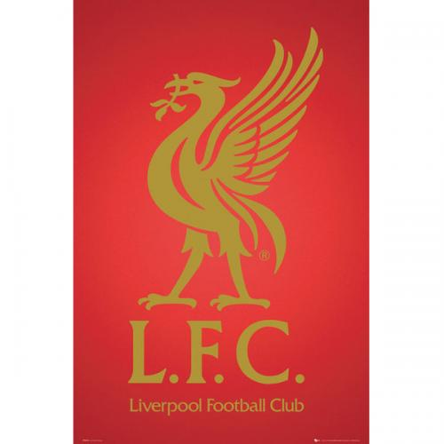 Liverpool FC Poster - Crest