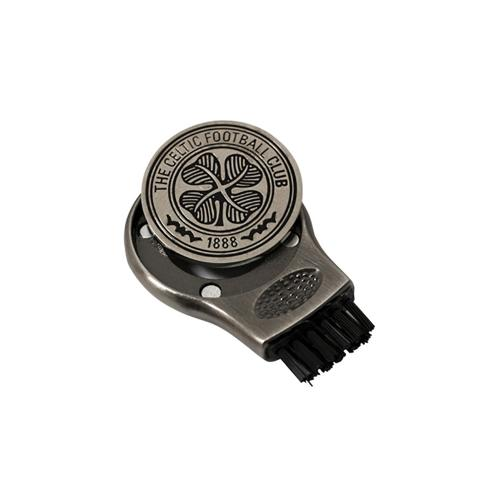 Celtic FC Groove Brush & Ball Marker