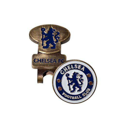 Chelsea FC Golf Hat Clip & Ball Marker
