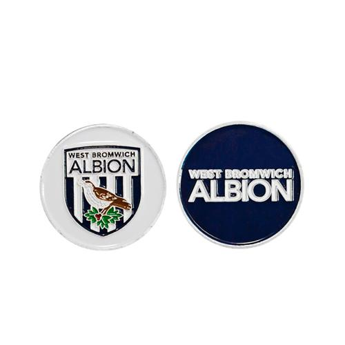 West Bromwich Albion FC Golf Ball Marker