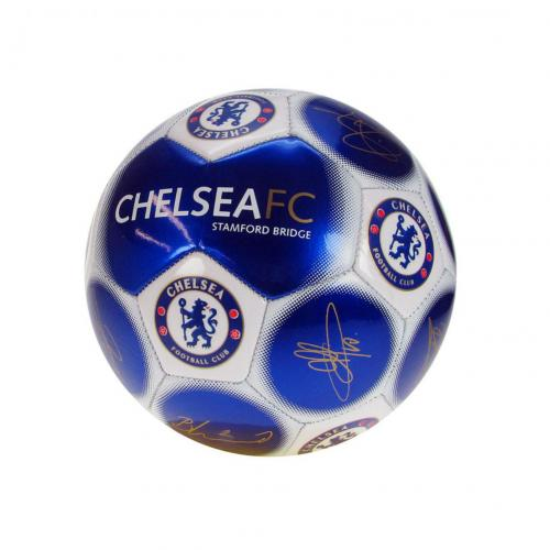 Chelsea FC Mini Football Soccer Ball - Signature