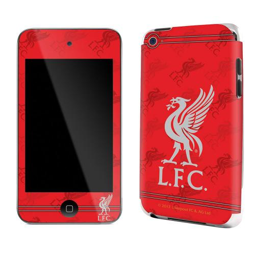 Liverpool FC Ipod Touch 4G Skin / Sticker