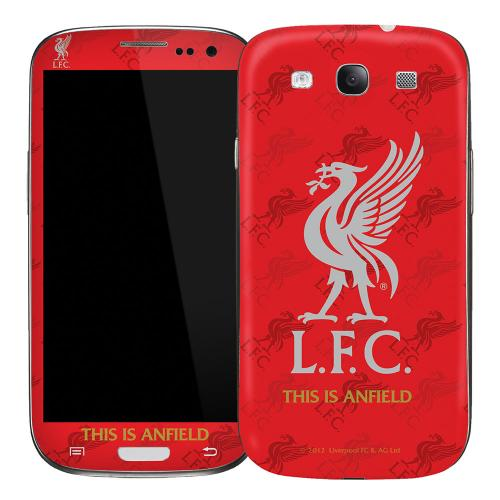 Liverpool FC Samsung Galaxy S3 Skin / Sticker
