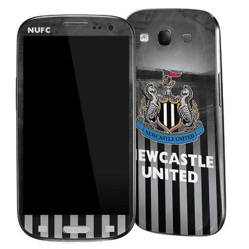 Newcastle United FC Samsung Galaxy S3 Skin / Sticker