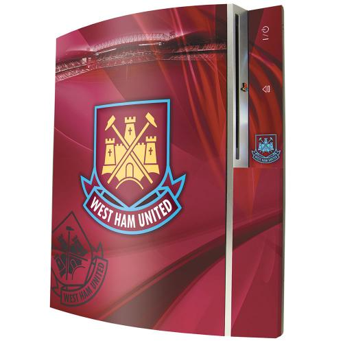 West Ham United FC PS3 Skin / Sticker