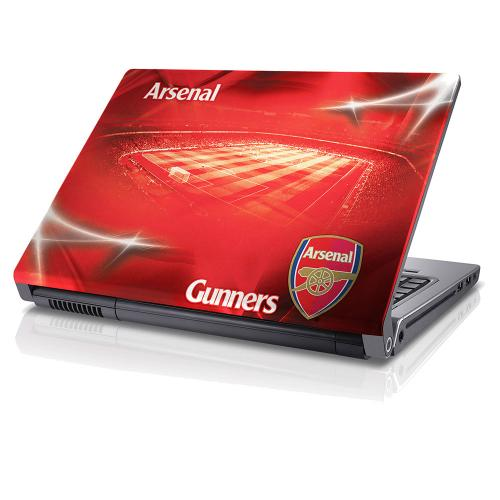 Arsenal FC Laptop Skin / Sticker - 14-17 Inch