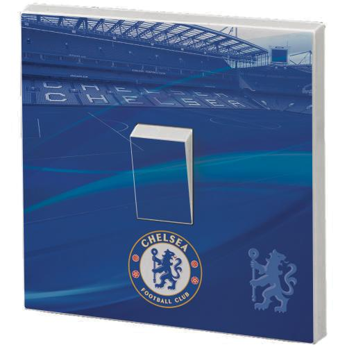 Chelsea FC Light Switch Skin / Sticker