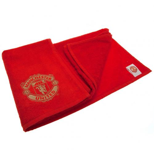 Manchester United FC Jacquard Towel