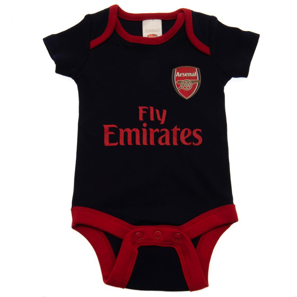 37ed2cd0a23 Arsenal FC Baby Bodysuits - 12/18 Months | Official Football ...