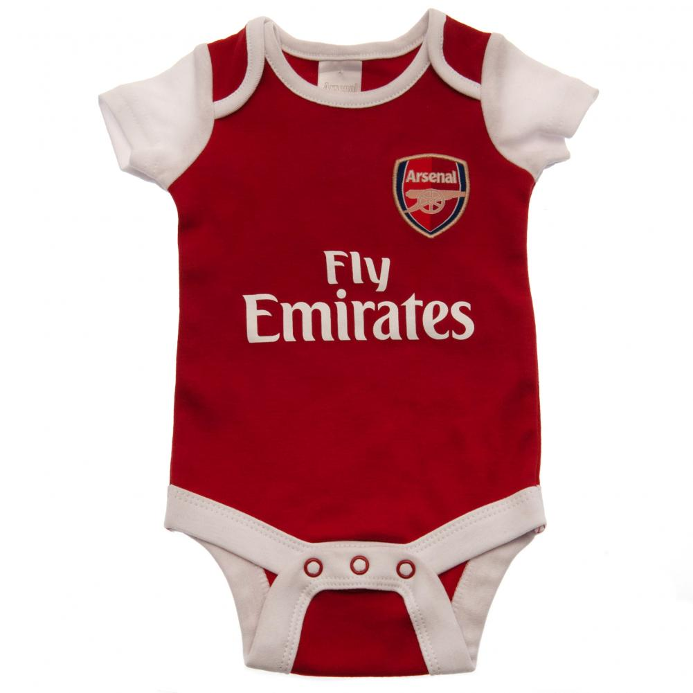 quality design f5557 d5bee Arsenal FC Baby Bodysuits - 9/12 Months