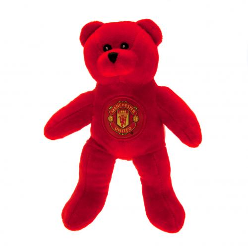 Manchester United FC Mini Teddy Bear