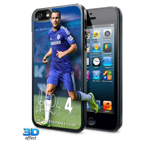 Cesc Fabregas IPhone 5 / 5S Case - Hard - 3D