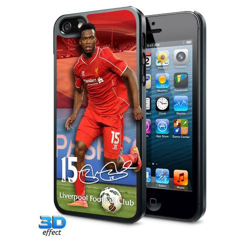 Daniel Sturridge IPhone 5 / 5S Case - Hard - 3D