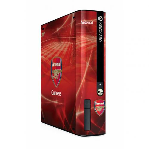 Arsenal FC Xbox 360 E GO Skin / Sticker
