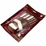 West Ham United FC Goalkeeper Gloves Yths 3