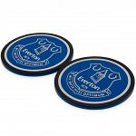 Everton FC 2pk Coaster Set 3