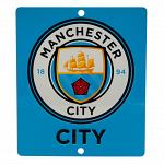 Manchester City FC Window Sign SQ 2