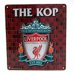 Liverpool FC Sign - The Kop 3