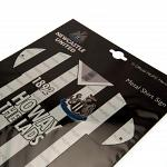 Newcastle United FC Metal Shirt Sign 3