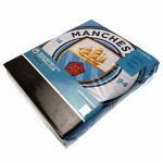Manchester City FC Duvet Cover Bedding Set - Double 3