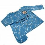 Manchester City FC Sleepsuit 12/18 mths 2