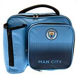 Manchester City FC Fade Lunch Bag 2