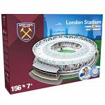 West Ham United FC 3D Stadium Puzzle 3