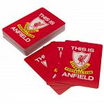 Liverpool FC Playing Cards TIA 2