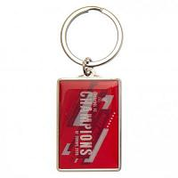 Liverpool FC Champions Of Europe Keyring NC