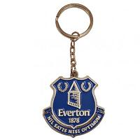 Everton FC Keyring - New Crest