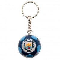Manchester City FC Keyring - Football