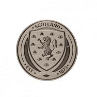 Scotland FA Antique Silver Badge